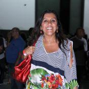 Regina Casé faz aniversário nesta segunda-feira (25). Confira fotos da carioca