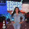Regina Casé recebeu jornalistas para conversar sobre a nova temporada 'Esquenta!' em dezembro de 2012
