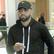 Parece? Neymar compara Gabigol com rapper canadense em foto: 'Drake, é você?'