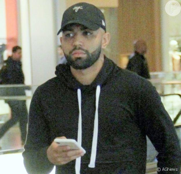 Gabigol é comparado com Drake em nova foto postada no Instagram