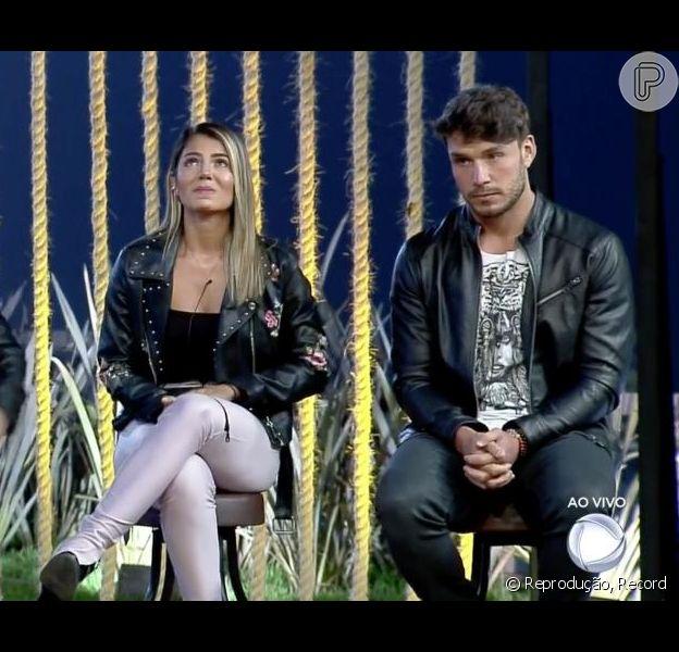 Em 'A Fazenda 11', Hariany Almeida vai enfrentar com Lucas e Thayse a saída da Roça