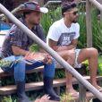 Em 'A Fazenda 11', Rodrigo Phavanello salvou Diego da roça e mandou Thayse para a berlinda com Hariany e Lucas Viana