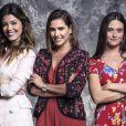 A novela 'Salve-se Quem Puder' conta a história de três mulheres que mudam de vida, literalmente, após presenciarem um assassinato