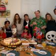 No aniversário de Silvio Santos, Patrícia Abravanel mostrou momentos em família do apresentador
