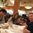 Silvio Santos participa do crescimento dos netos, como mostrou Patricia Abravanel em foto no aniversário do pai