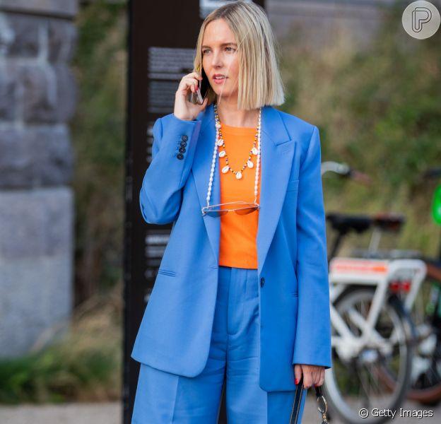 Office look vibrante: 10 inspirações para deixar a roupa de trabalho mais colorida e fashion no verão