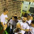 Veja vídeo de Andressa Suita com Gusttavo Lima antes de jogo nesta quarta-feira, dia 08 de janeiro de 2020