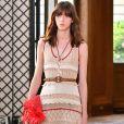 A grife Altuzarra, na Semana de Moda de Paris, mostrou looks e acessórios em crochê como trend para o verão 2020