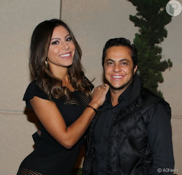 Thammy Miranda e a mulher, Andressa Ferreira, compartilharam vídeo do filho, Bento, e ganharam homenagem de Gretchen, mãe do ator: 'Mágico e lindo é ver o amor de vocês'