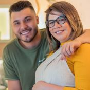 Marília Mendonça exibe foto de Murilo Huff bebê e compara com filho, Léo