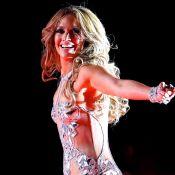Pole dance, look com cristais e mais: o show de Jennifer Lopez no Super Bowl