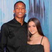 Mel Maia não visitará namorado, João Pedro, na Inglaterra até ter 16 anos. Saiba