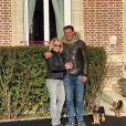 Ana Maria Braga está noiva do  empresário francês Johny Lucet