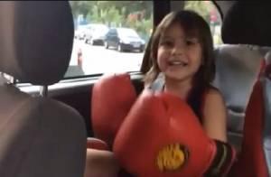 Malvino Salvador diz que filha mais velha não conhece Ayra: 'Mora em Brasília'