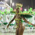 Carnaval 2020: Iza samba na Marquês de Sapucaí na sua estreia como rainha de bateria da Imperatriz Leopoldinense