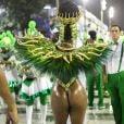 Carnaval 2020: a fantasia de Iza exaltou o corpo da cantora