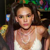 Marquezine ironiza crítica por corpo no Carnaval: 'Postar foto com meu exame'