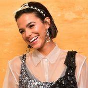 Bruna Marquezine surpreende em comercial ao cantar em inglês: 'Voz linda'. Veja!