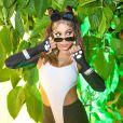 Anitta apostou em fantasia de 'panda sexy' para iniciar ensaios de blocos para o Carnaval 2020