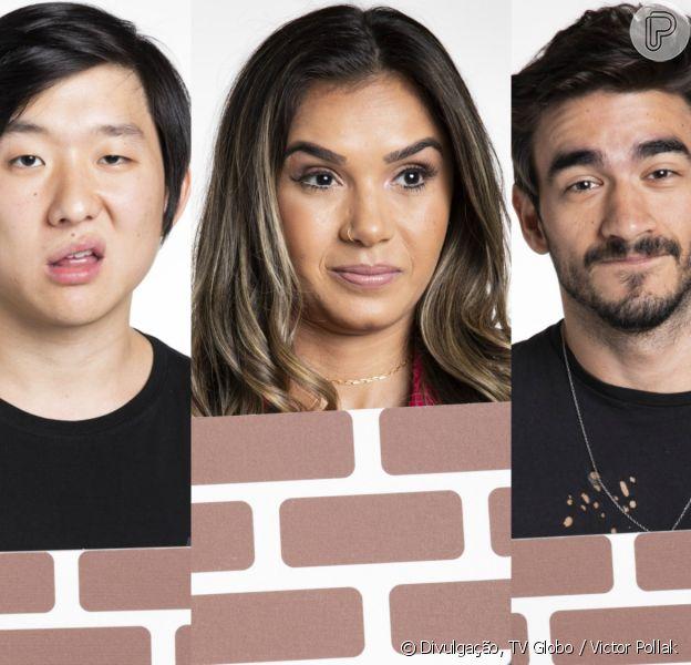 O Paredão do 'Big Brother Brasil 20' deste domingo (01) foi cheio de surpresas