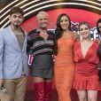 Sabrina Sato vai receber Xuxa, Gretchen e a comediante Gkay em seu programa de estreia