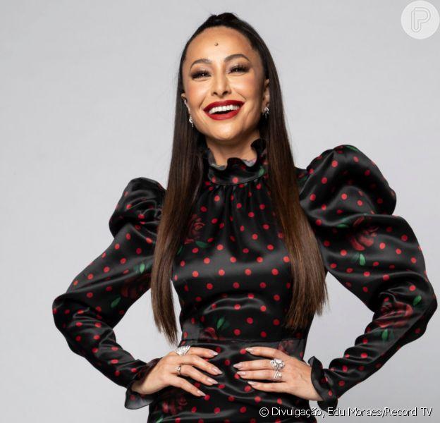 A apresentadora Sabrina Sato conta tudo sobre sua volta à TV neste domingo, dia 08 de março de 2020