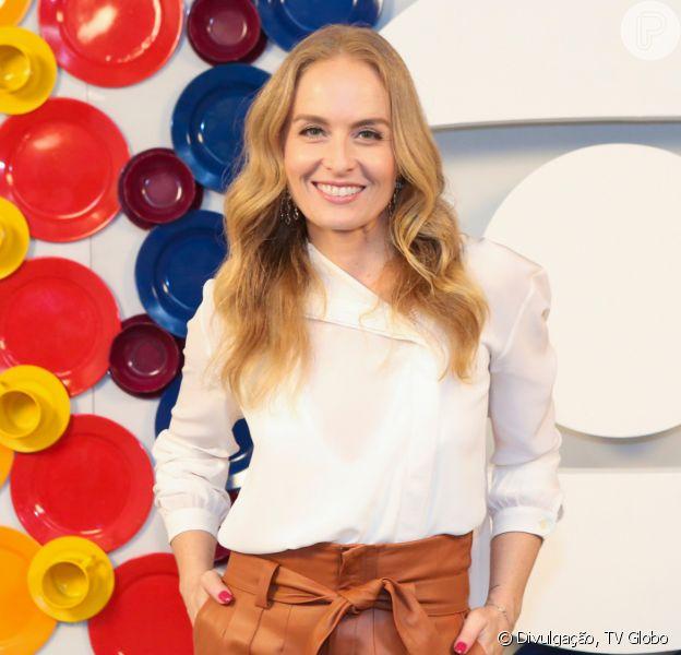 Angélica divulga nome de sua nova atração na Globo e famosos vibram com post nesta quarta-feira, dia 12 de março de 2020