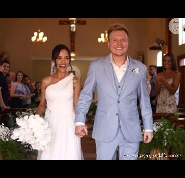 Gabi Luthai adia festa de casamento com Téo Teló, irmão de Michel Teló por coronavírus