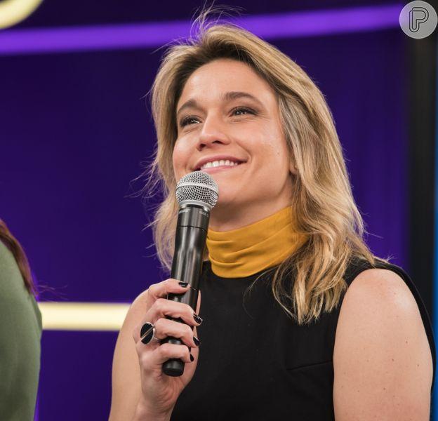Fernanda Gentil fez cirurgia para diminuir os seios