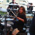 Filho mais velho de Ivete Sangalo, Marcelo improvisou dança com a mãe
