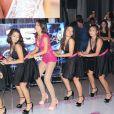 Luana Marquezine já demonstrou talento para a dança em festa de 15 anos de amiga