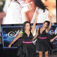 Luana Marquezineimpressionou os convidados da festa ao dançar funk de Anitta e fazer um escapate com sucesso