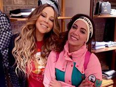 Anitta ganha homenagem em português de Mariah Carey no aniversário: 'Morri'