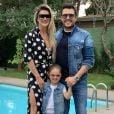 Ceará e Mirella Santos planejam dar irmãos para filha, Valentina, em breve