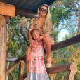 Filha de Mirella Santos, Valentina é leonina enérgica com brilho próprio