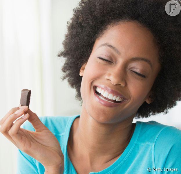 Saiba como aproveitar os benefícios do chocolate sem culpa