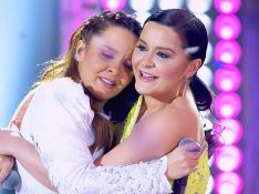 Maiara e Maraisa ganham beijo de Bruno & Marrone em live show: 'Zerei a vida'