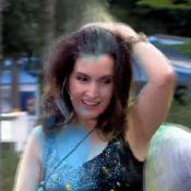 Fátima Bernardes recebe banho de tinta no 'Encontro': 'Estou meio borrada'