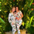 Giovanna Ewbank ganhou comentário carinhoso de Bruna Marquezine em foto da gravidez