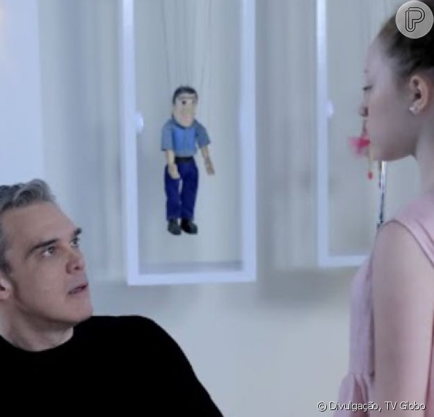 Novela 'As Aventuras de Poliana', as crianças do Clubinho tentam descobrir os pais de Ester (Manuela Kfouri), enquanto a androide confronta Pendleton (Dalton Vigh) a partir do capítulo de quarta-feira, 20 de maio de 2020