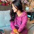 Mileide Mihaile festeja 23 anos do namorado, Neto Santos