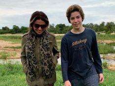 Ele cresceu! Filho de Giovanna Antonelli e Murilo Benício comemora 15 anos. Foto