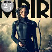 Jennifer Lawrence posa como Katniss, de 'Jogos Vorazes', para capa de revista