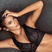 Bruna Marquezine relembra ensaio de lingerie com vídeo de bastidores: 'Saudade'