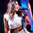Anitta  traz um grande mix de referências no estilo