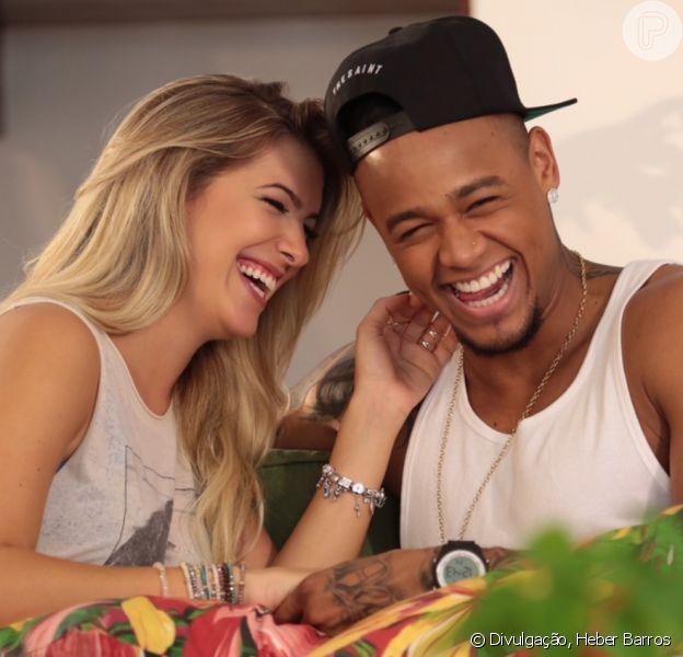 Léo Santana e Lorena Improta dançam em vídeo e agitam web