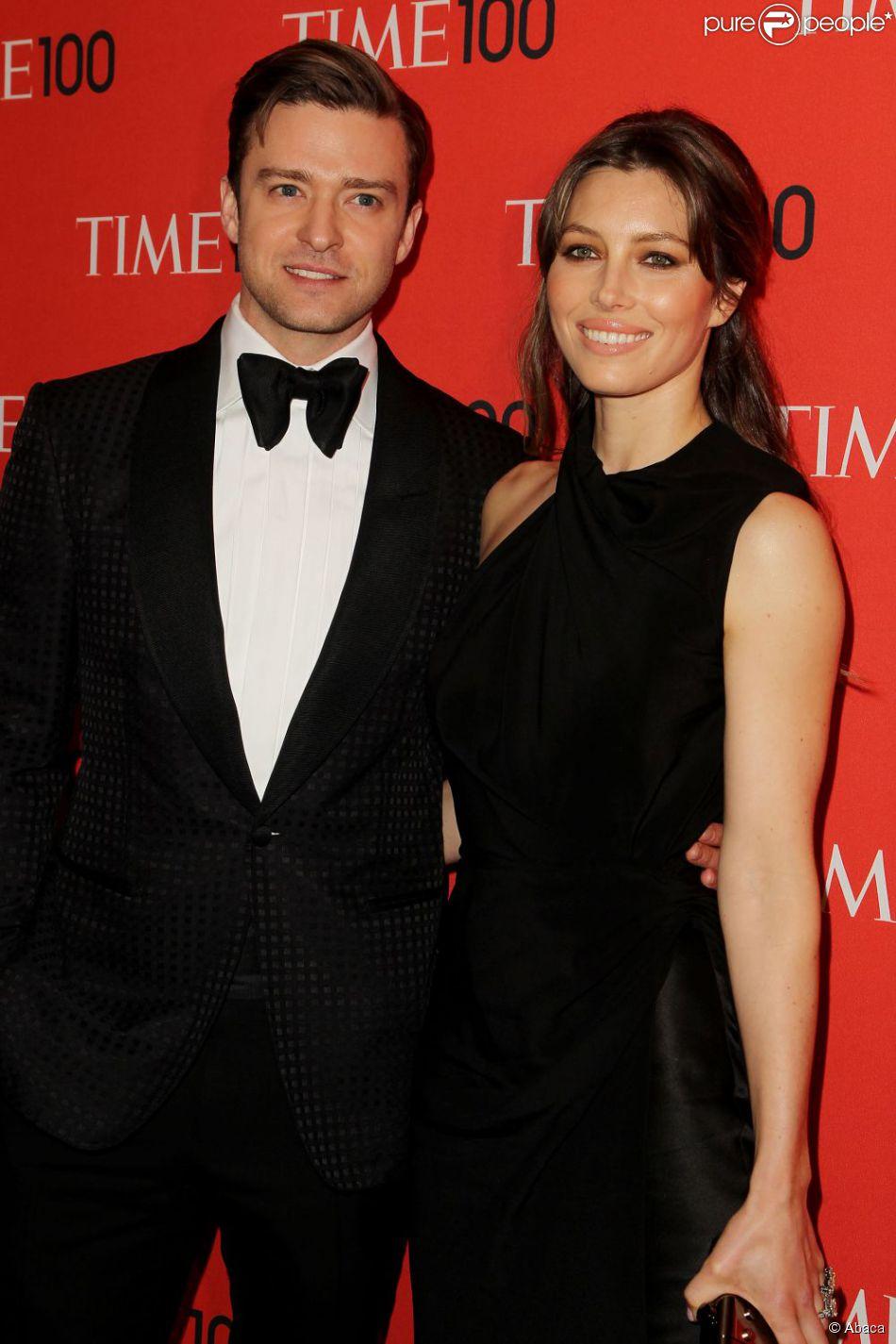 Justin Timberlake e Jessica Biel esperam primeiro filho