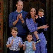 Kate Middleton registra príncipe William com os três filhos em foto. Veja!