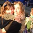 Grazi Massafera protagonizou momentos fofos com a filha, Sofia