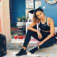 Anitta foi internada com trombose e teve alta após um dia